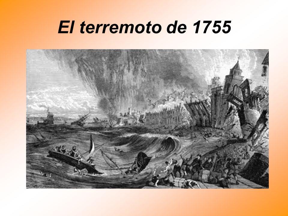 El terremoto de 1755