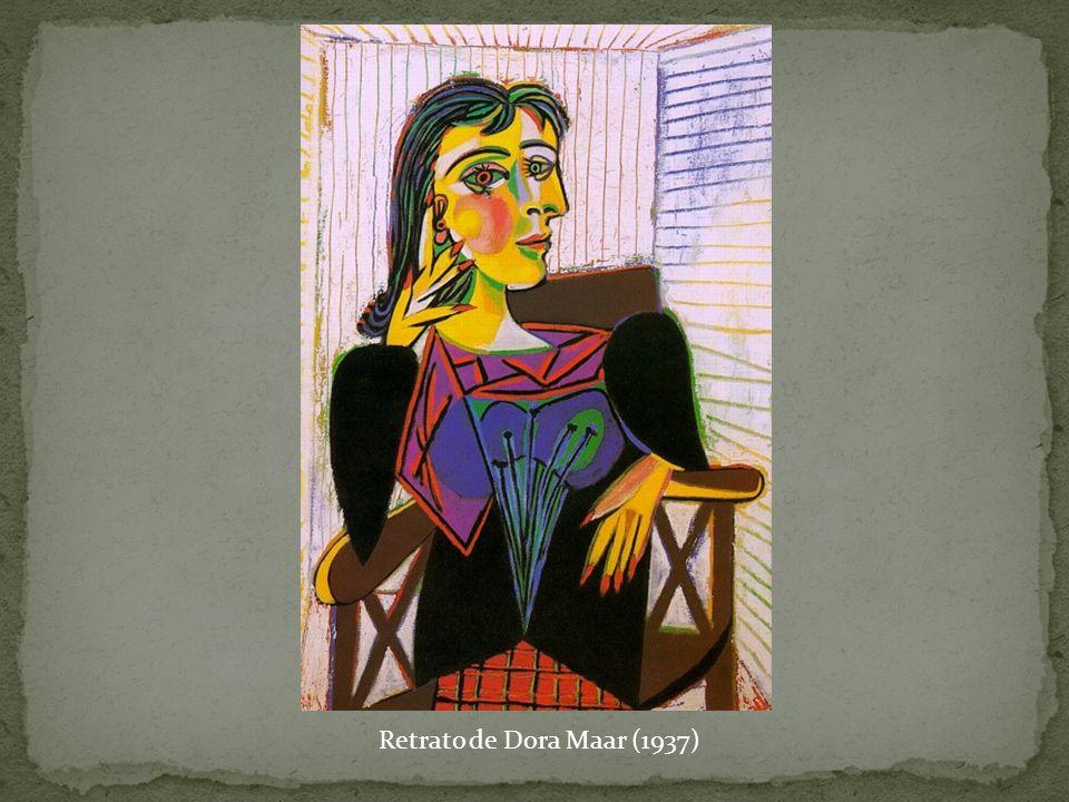 Retrato de Dora Maar (1937)