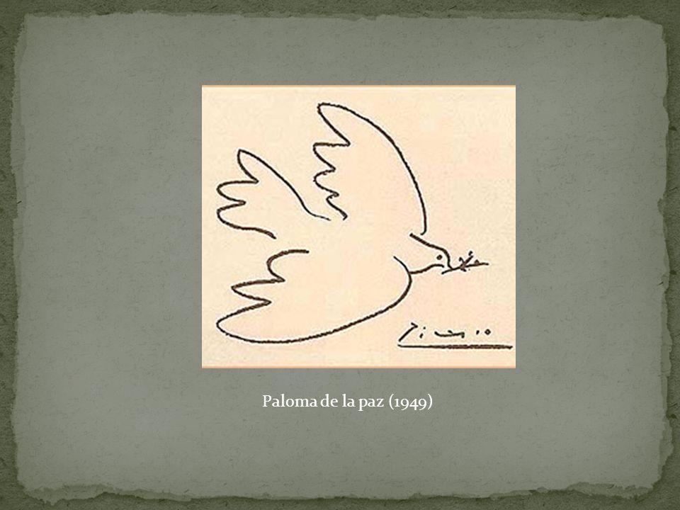 Paloma de la paz (1949)