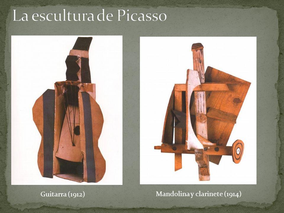 La escultura de Picasso