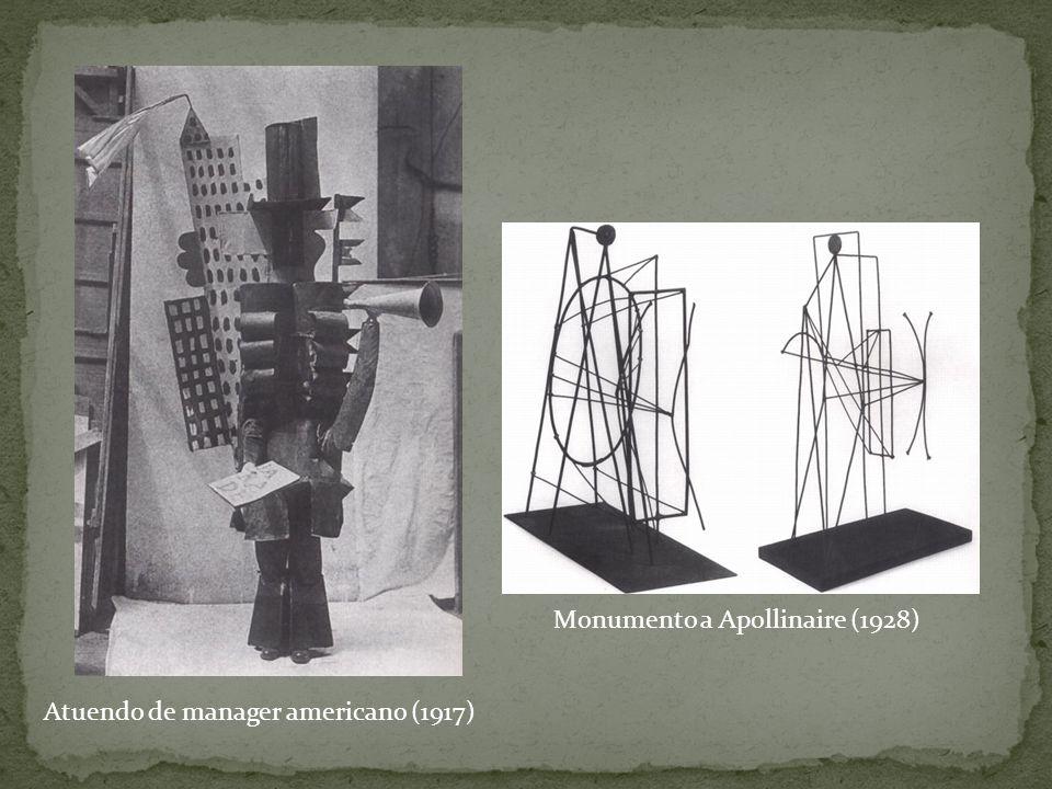 Monumento a Apollinaire (1928)