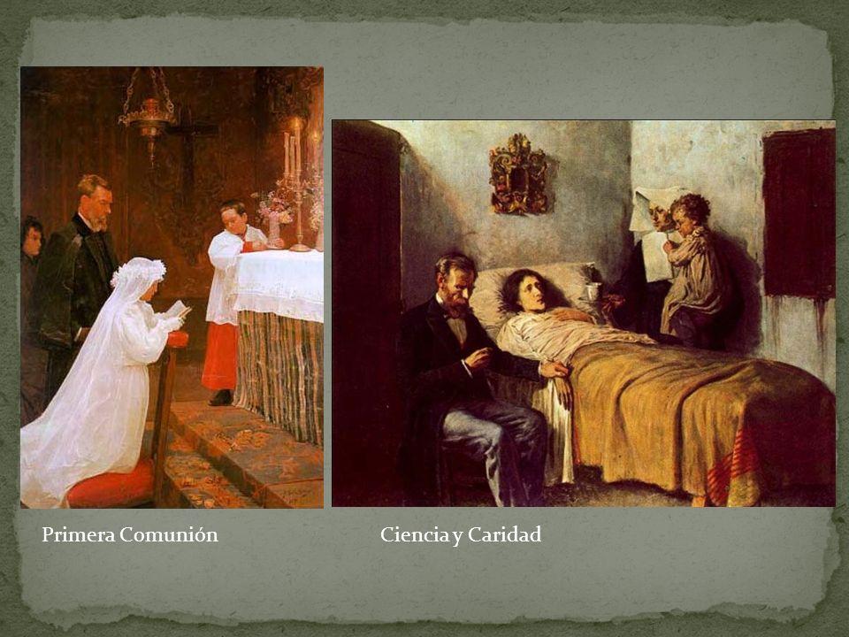 Primera Comunión Ciencia y Caridad