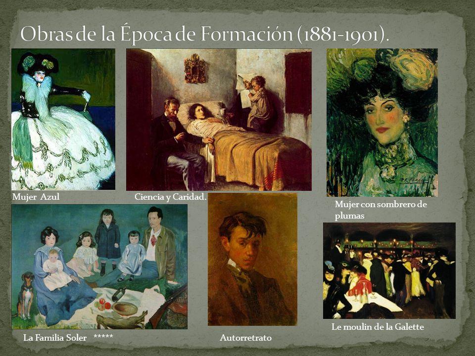 Obras de la Época de Formación (1881-1901).