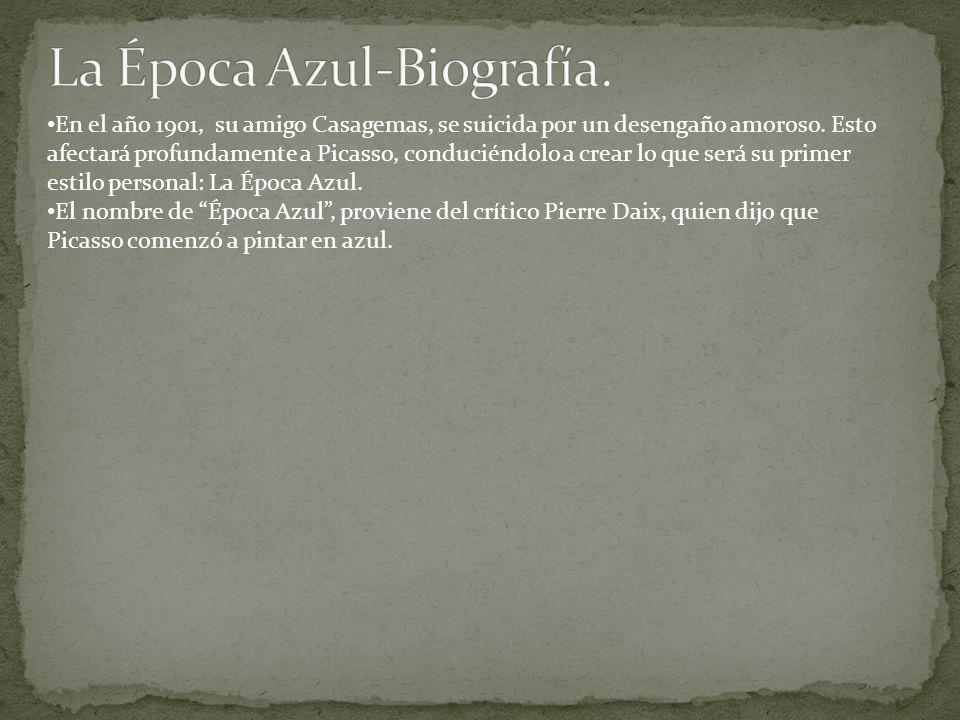 La Época Azul-Biografía.