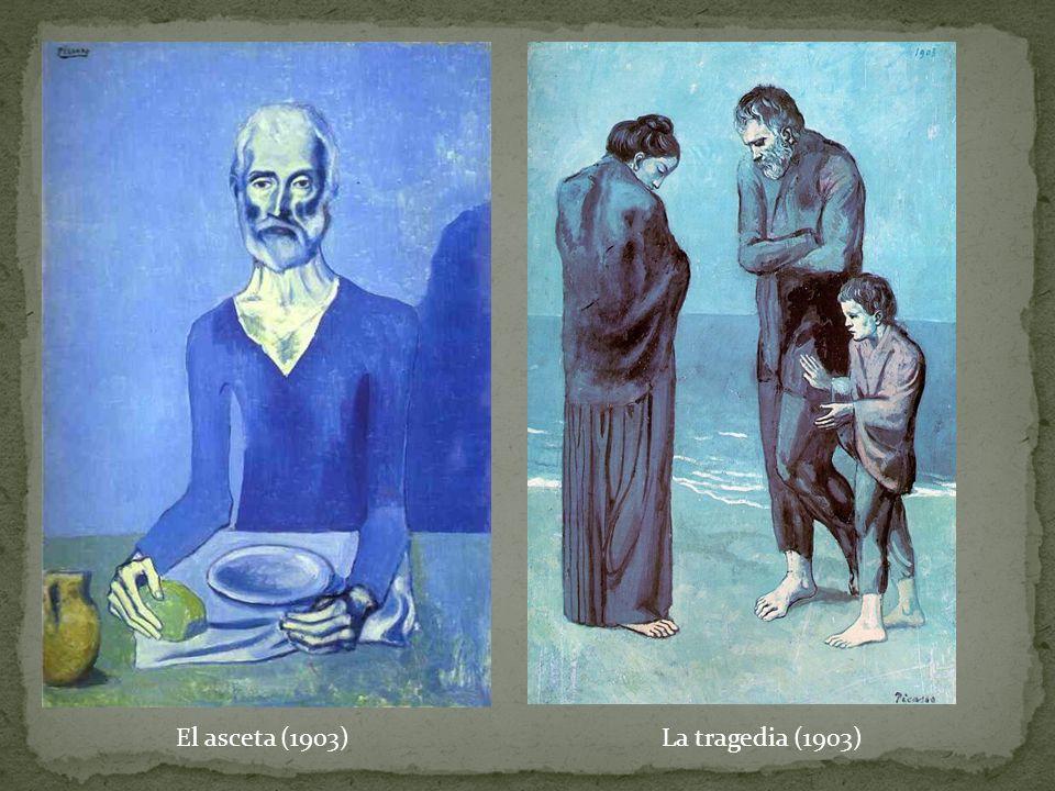 El asceta (1903) La tragedia (1903)