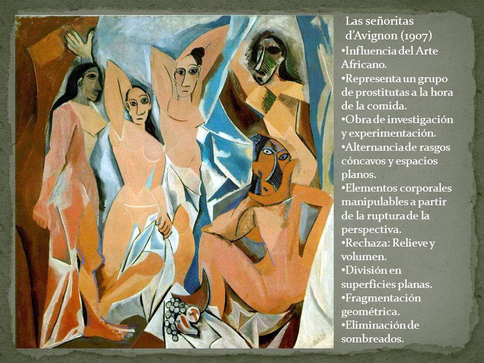 Las señoritas d'Avignon (1907)