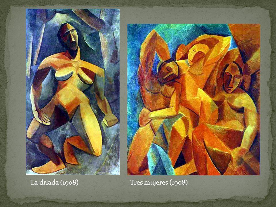 La dríada (1908) Tres mujeres (1908)