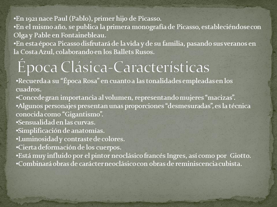 Época Clásica-Características