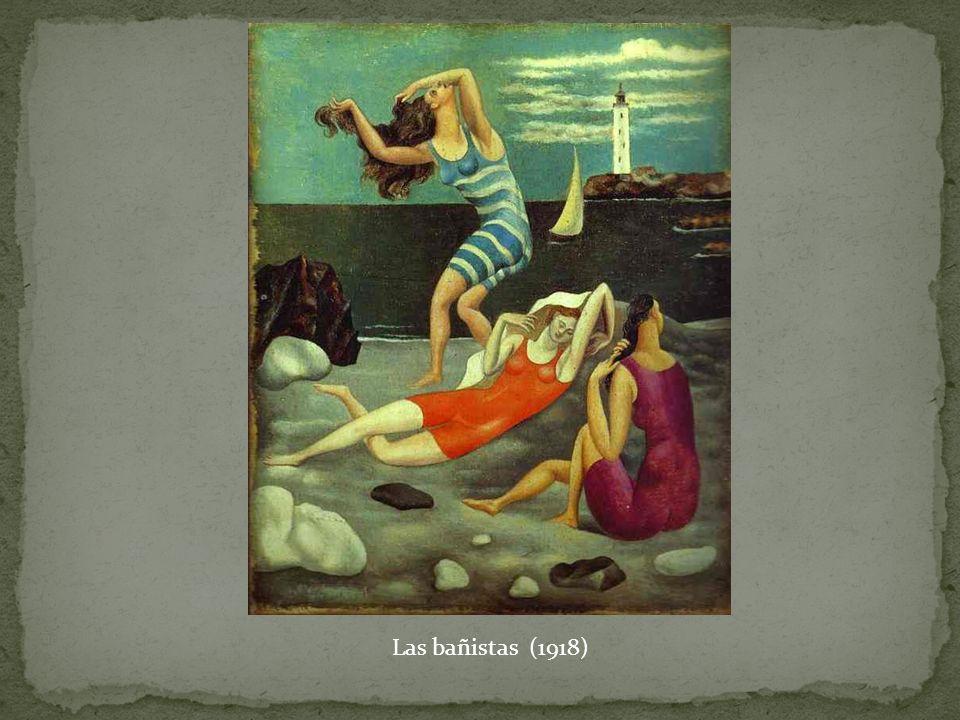 Las bañistas (1918)