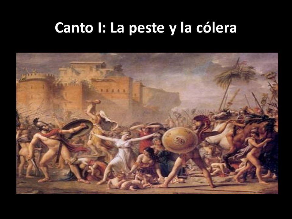 Canto I: La peste y la cólera