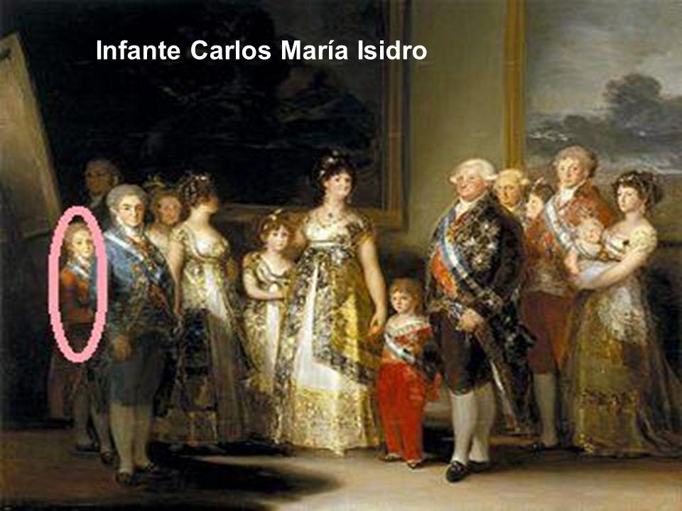 Infante Carlos María Isidro