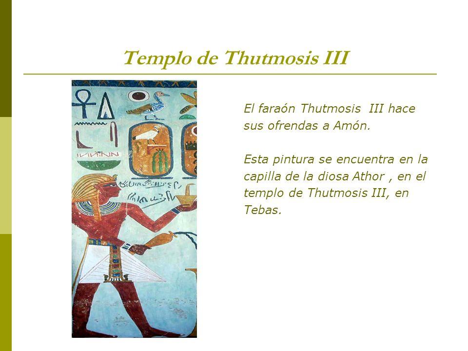 Templo de Thutmosis III