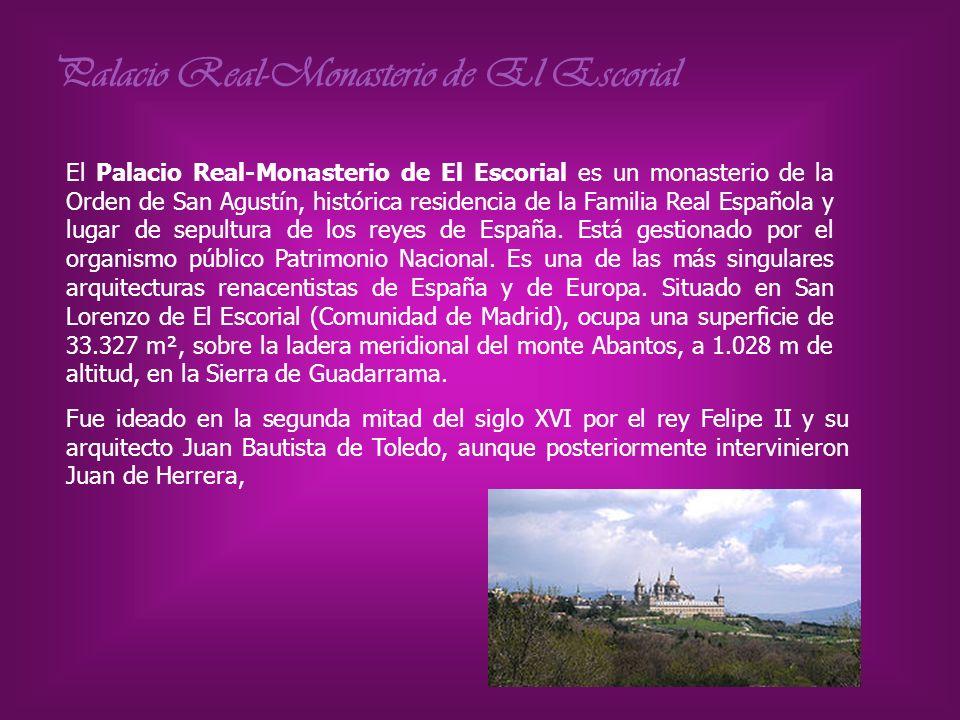 Palacio Real-Monasterio de El Escorial