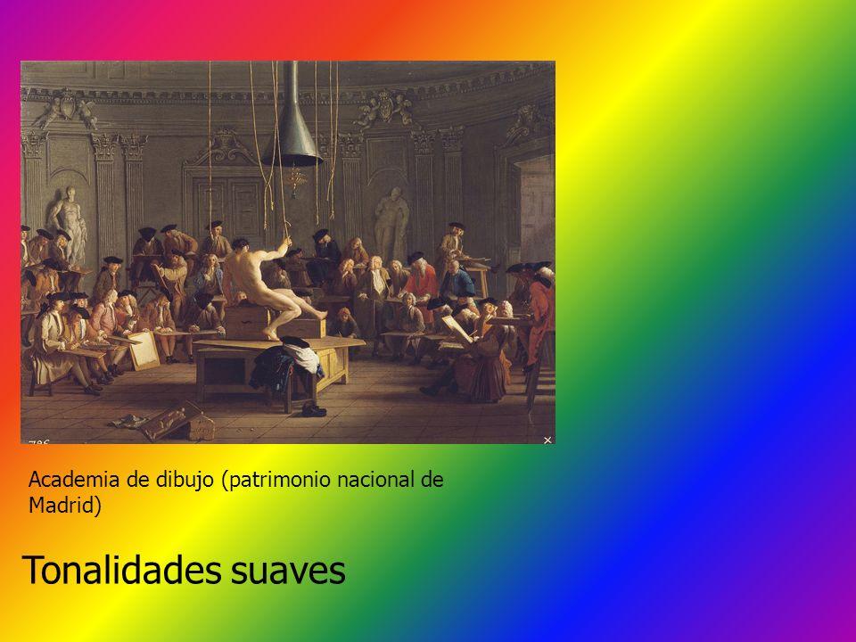 Academia de dibujo (patrimonio nacional de Madrid)