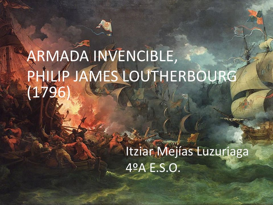 PHILIP JAMES LOUTHERBOURG (1796)