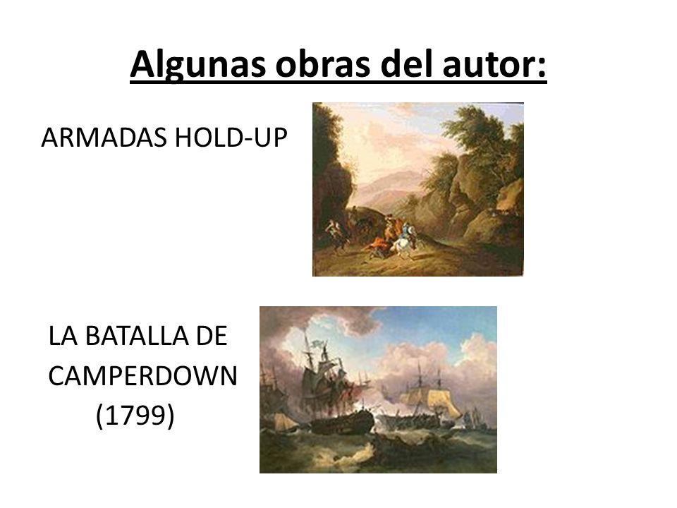 Algunas obras del autor:
