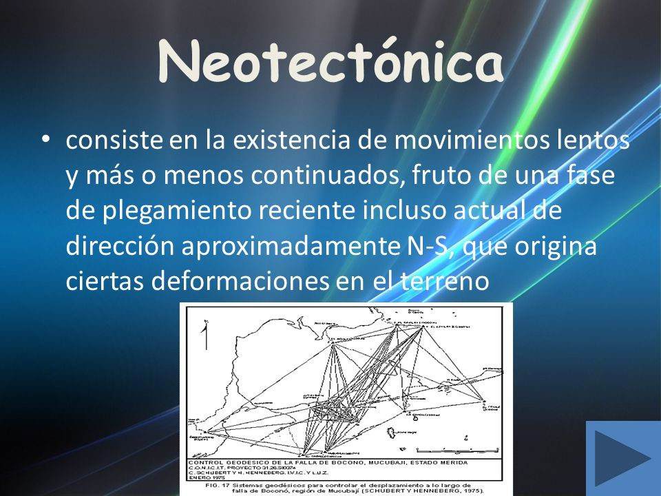 Neotectónica