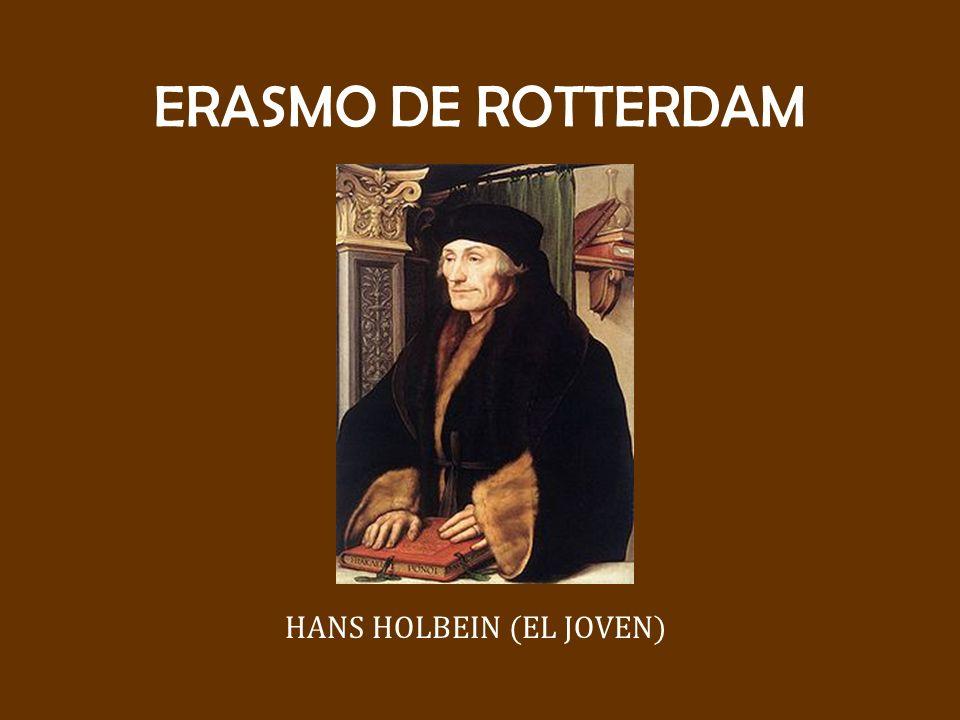 HANS HOLBEIN (EL JOVEN)