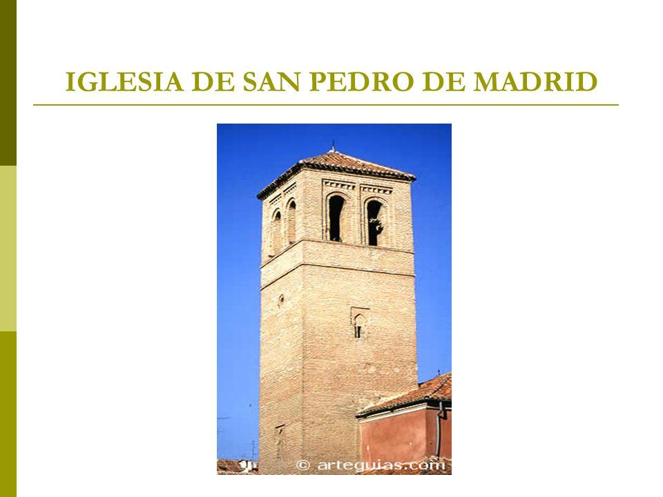IGLESIA DE SAN PEDRO DE MADRID