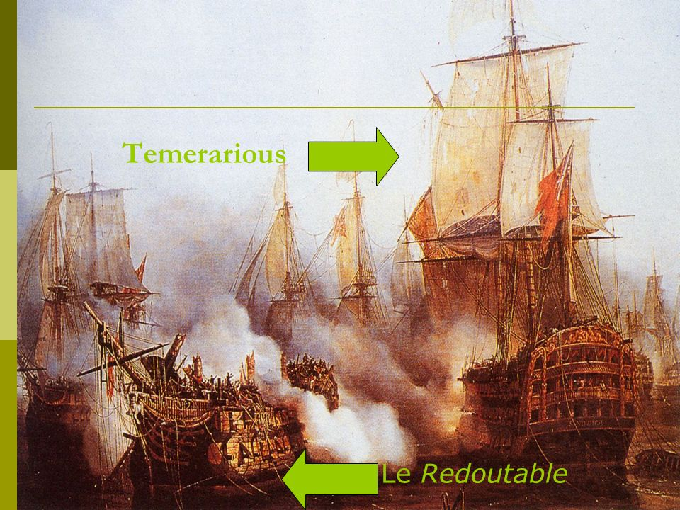 Temerarious Le Redoutable