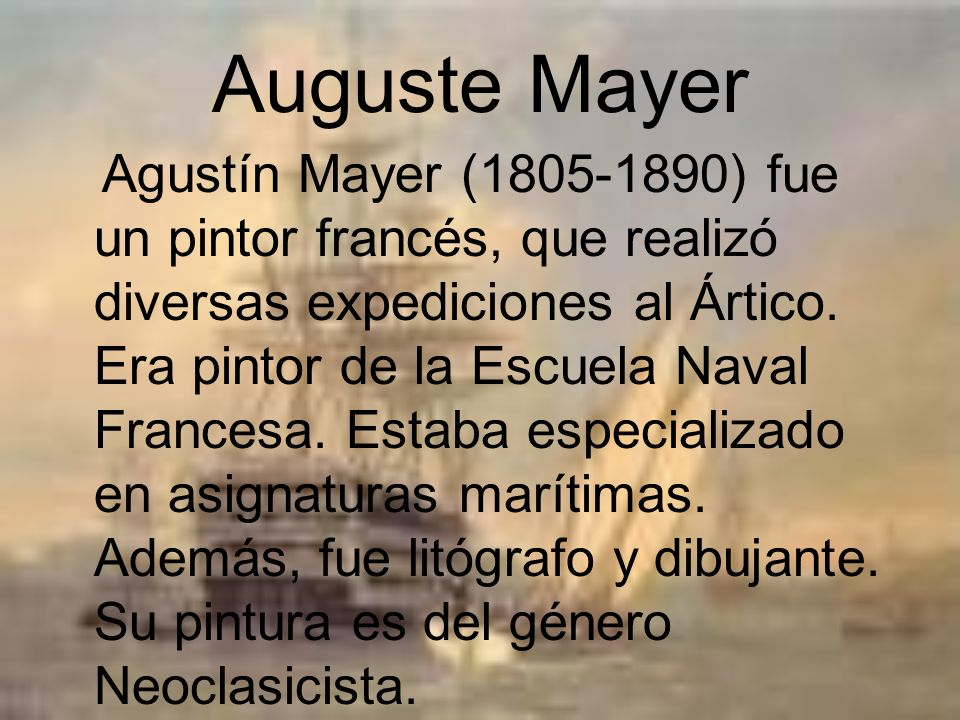 Auguste Mayer