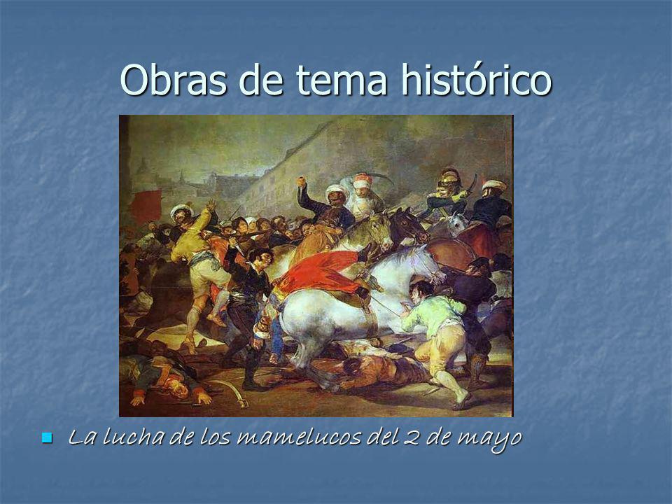 Obras de tema histórico