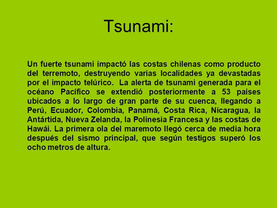 Tsunami: