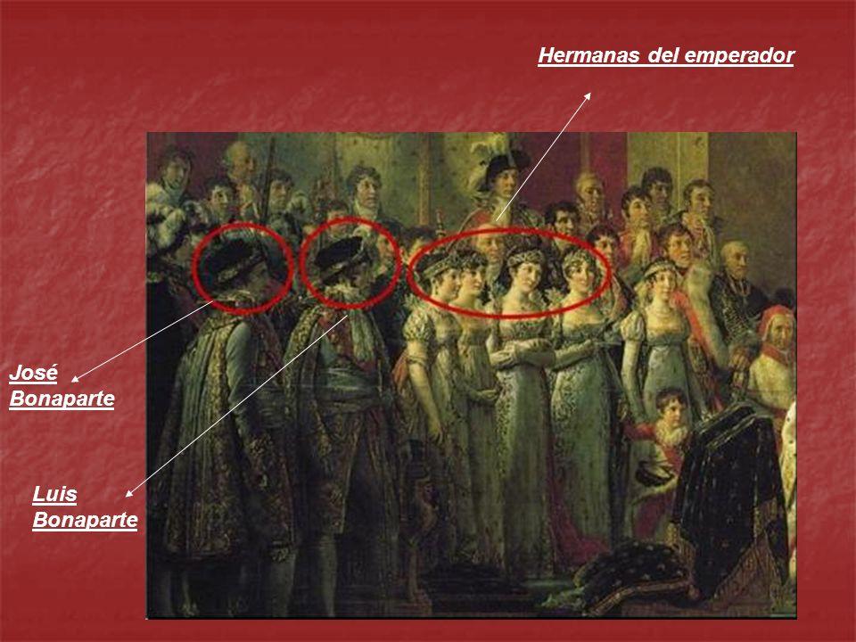 Hermanas del emperador