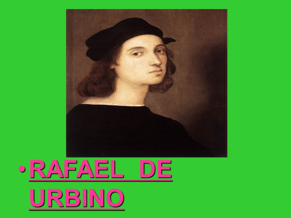 RAFAEL DE URBINO