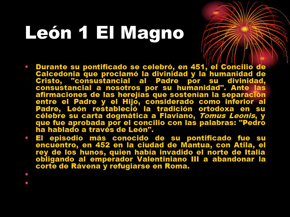 León 1 El Magno