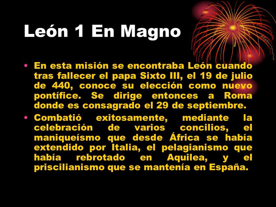 León 1 En Magno