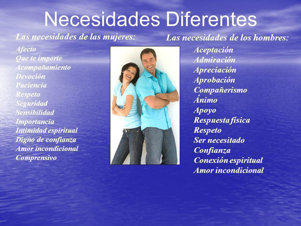 Necesidades Diferentes