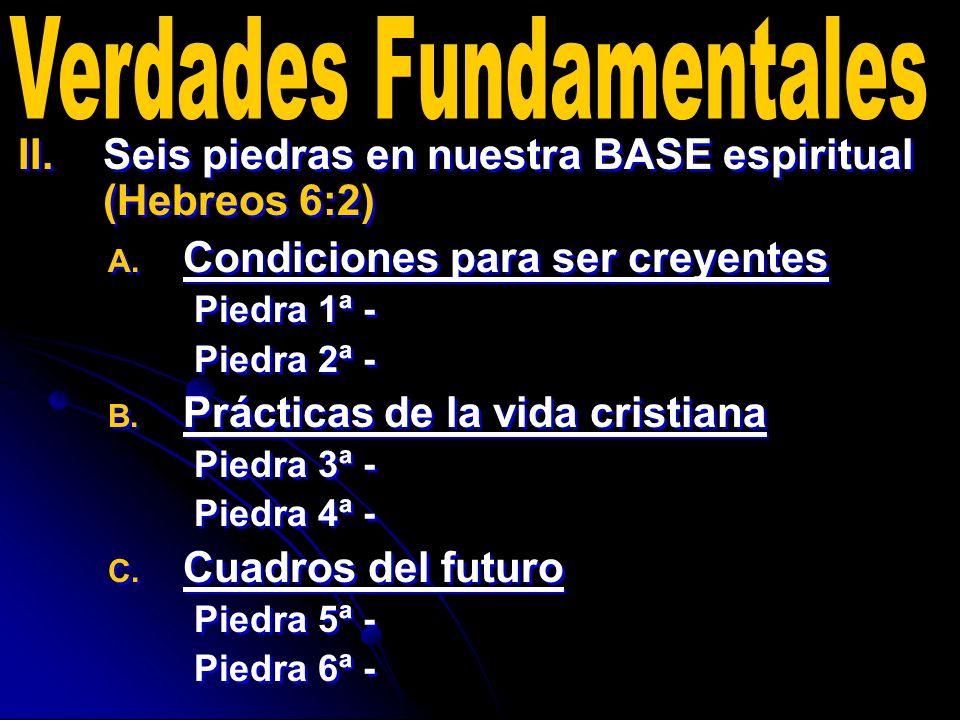Verdades Fundamentales