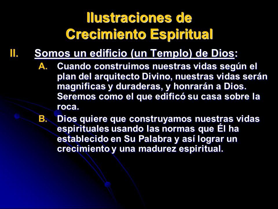 Ilustraciones de Crecimiento Espiritual