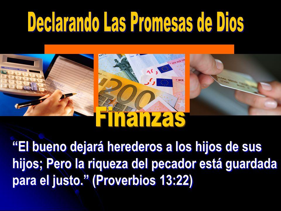 Declarando Las Promesas de Dios