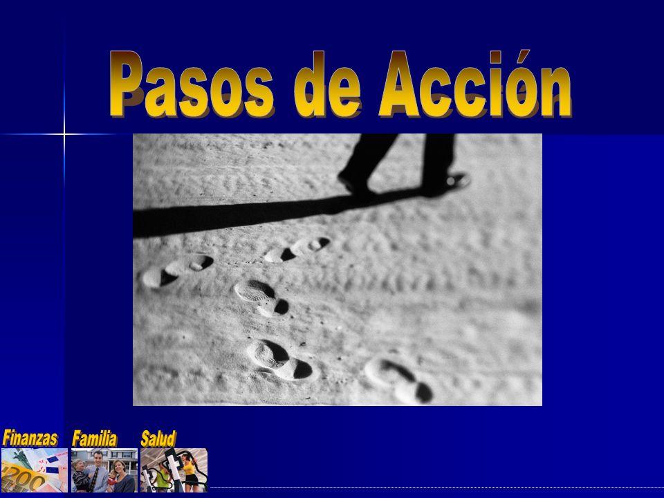 Pasos de Acción
