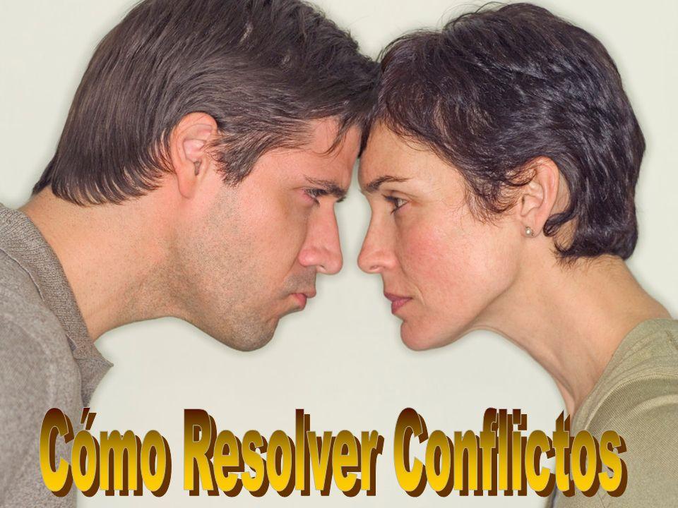 Cómo Resolver Conflictos