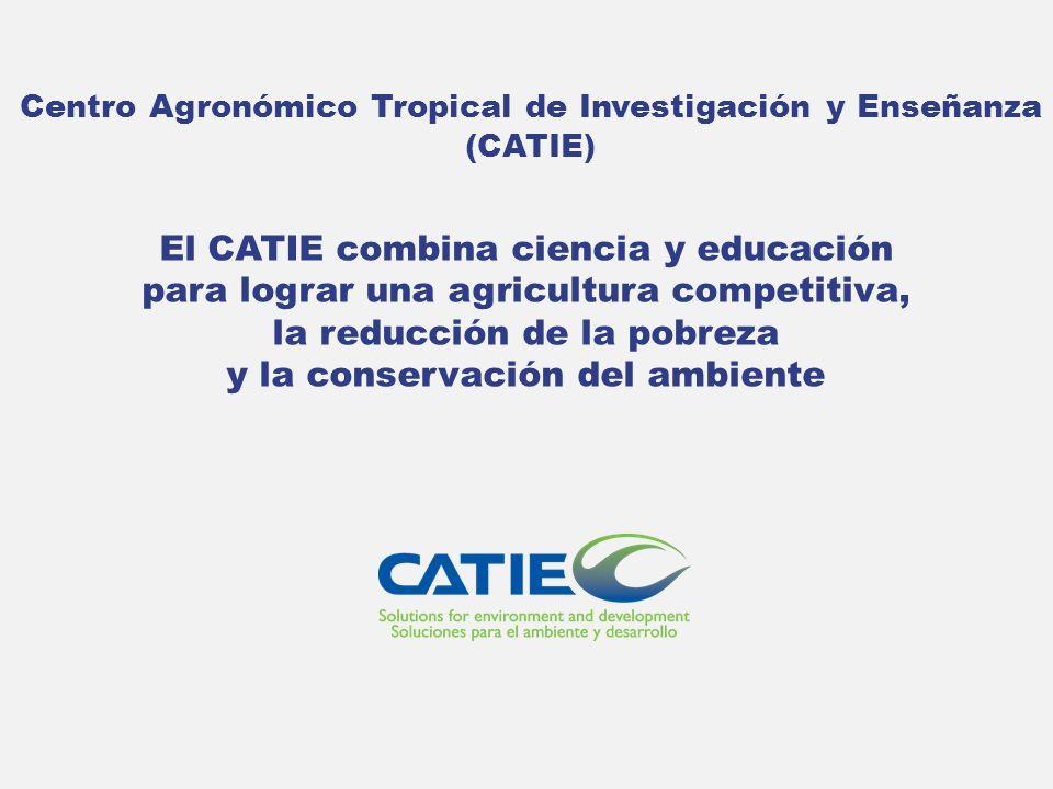 Centro Agronómico Tropical de Investigación y Enseñanza