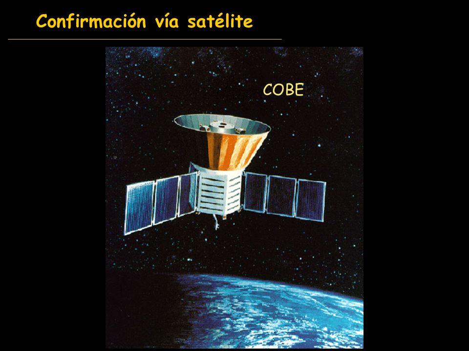 Confirmación vía satélite