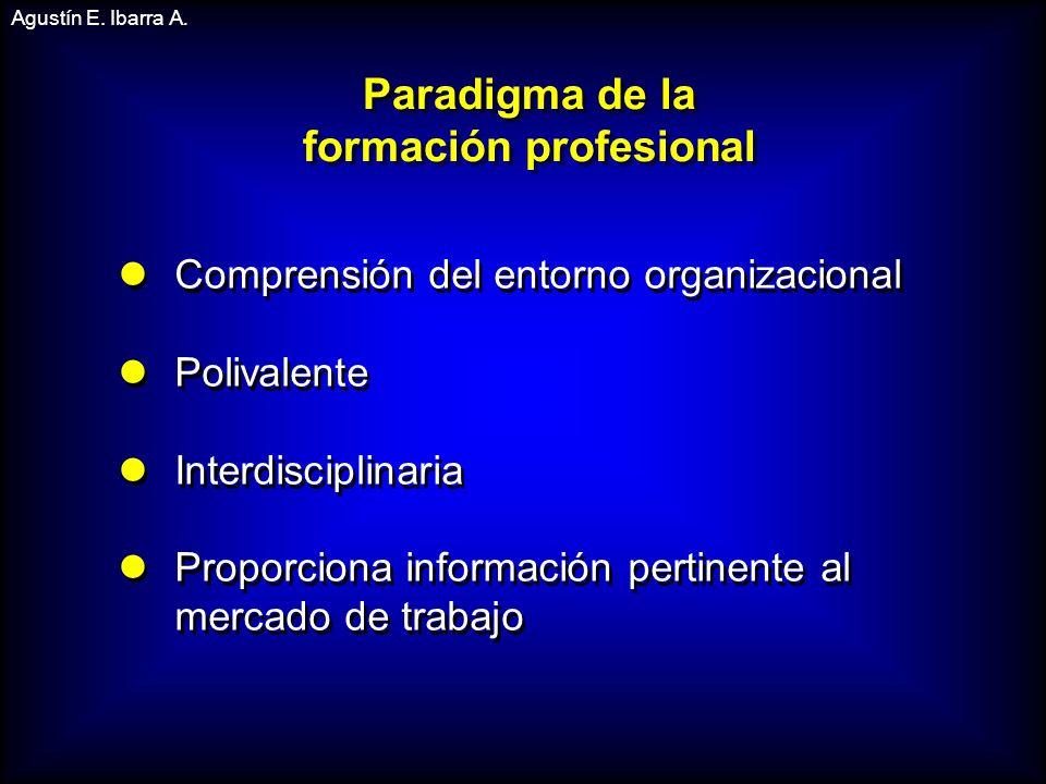 formación profesional