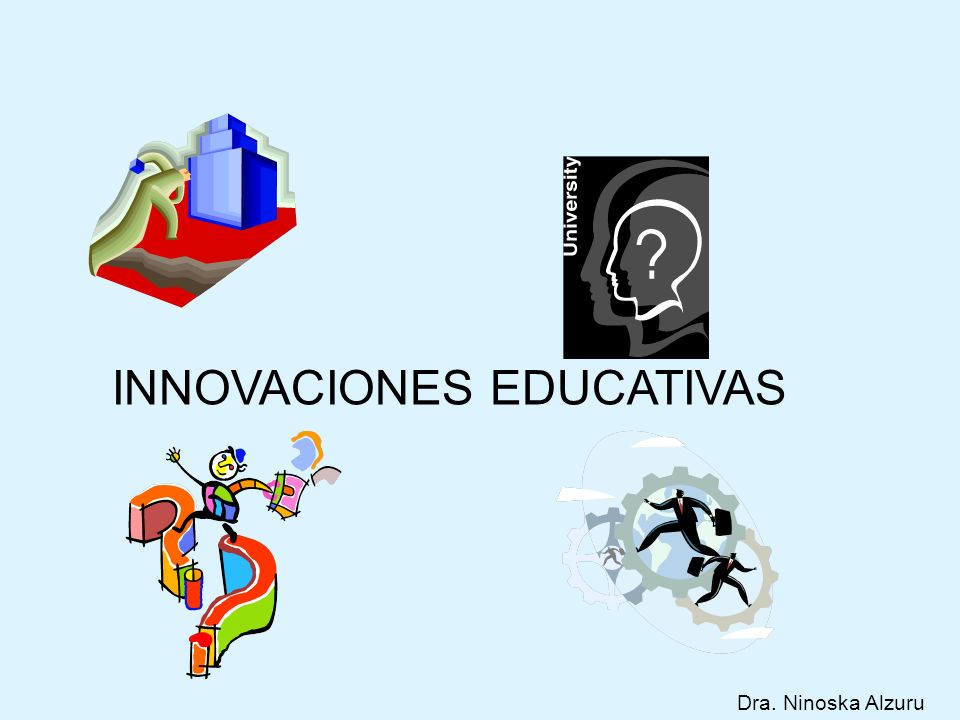 INNOVACIONES EDUCATIVAS