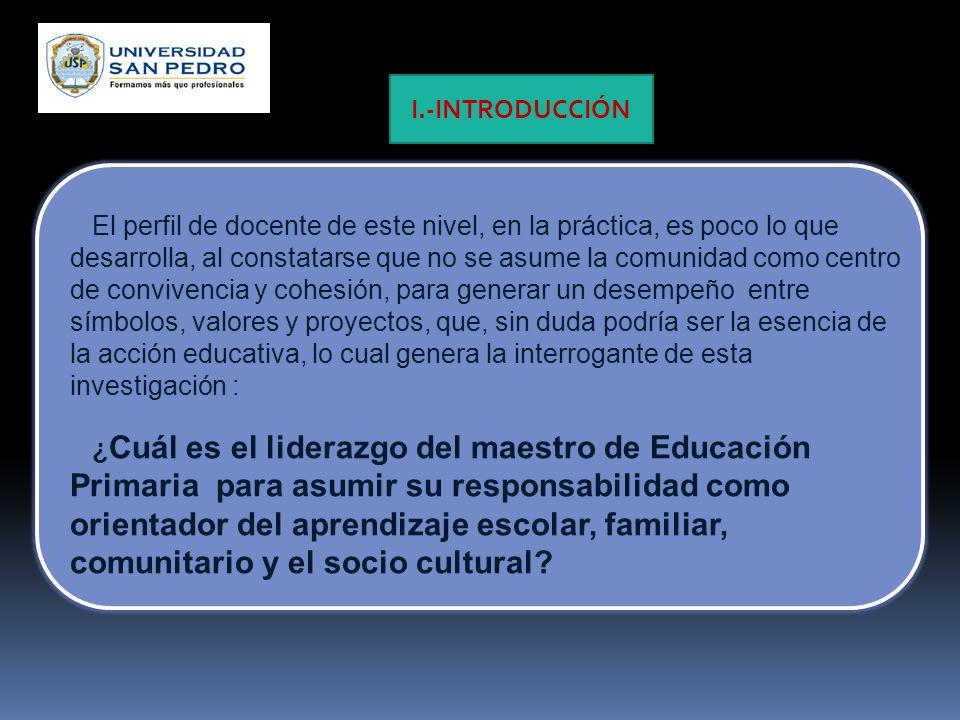 I.-INTRODUCCIÓN
