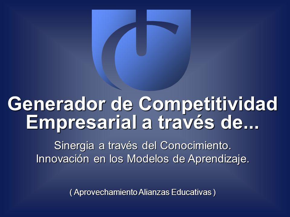 Generador de Competitividad Empresarial a través de...