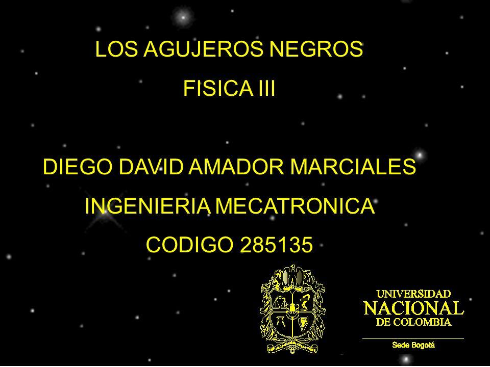 DIEGO DAVID AMADOR MARCIALES INGENIERIA MECATRONICA CODIGO 285135