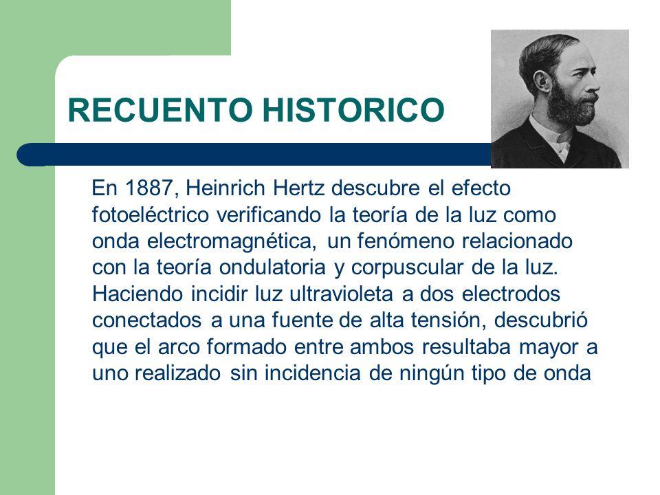 RECUENTO HISTORICO