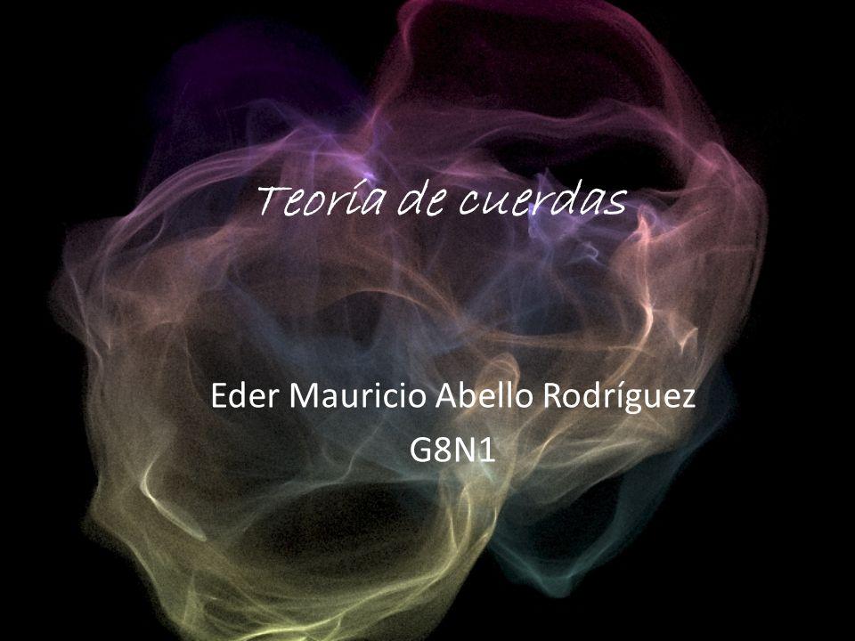Eder Mauricio Abello Rodríguez G8N1