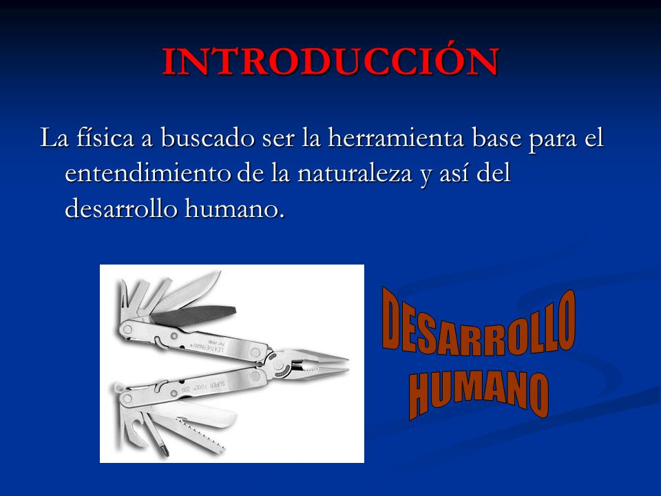 INTRODUCCIÓN DESARROLLO HUMANO