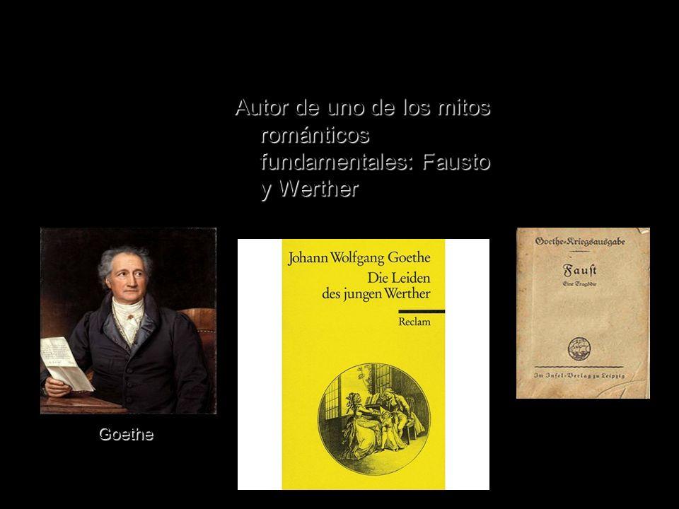 Autores prerrománticos