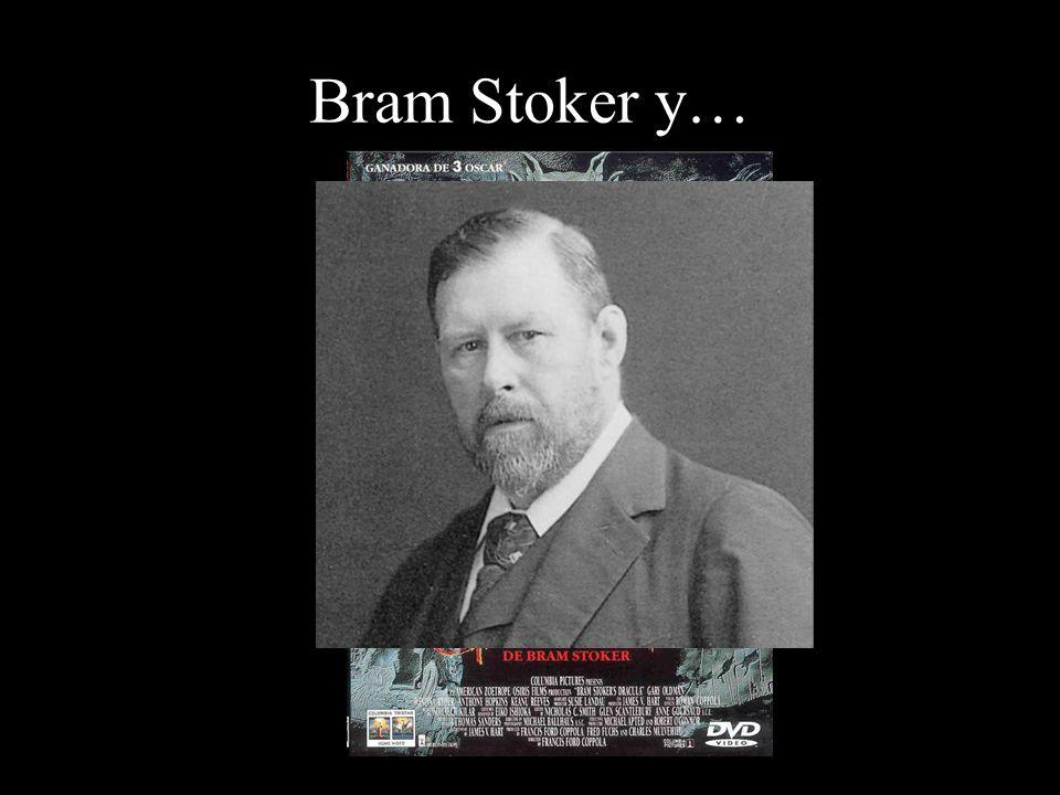 Bram Stoker y…