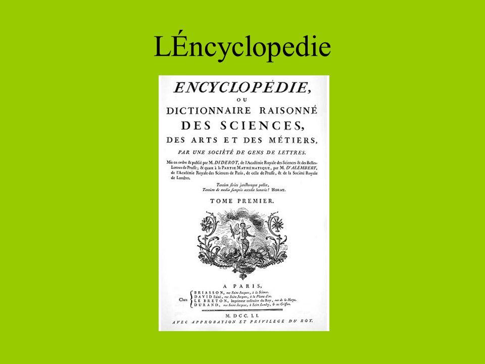 LÉncyclopedie